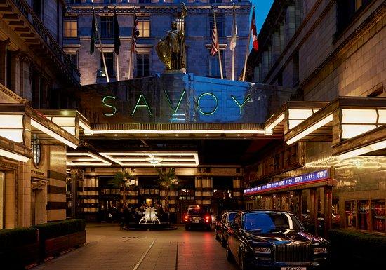薩沃依飯店