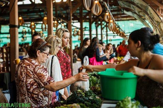 Feria Verde de Ciudad Colon照片