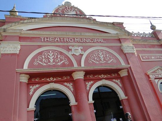 Municipal Theater: Theatro