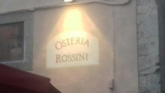 Osteria Rossini: 20180629_205051_large.jpg