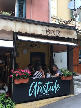 Aristide: Vue extérieure