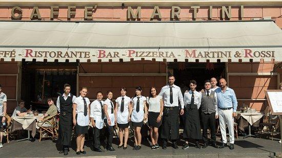 Gran Caffe Rossi Martini
