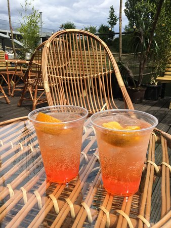 Barka Cafe: Aperol Spritz