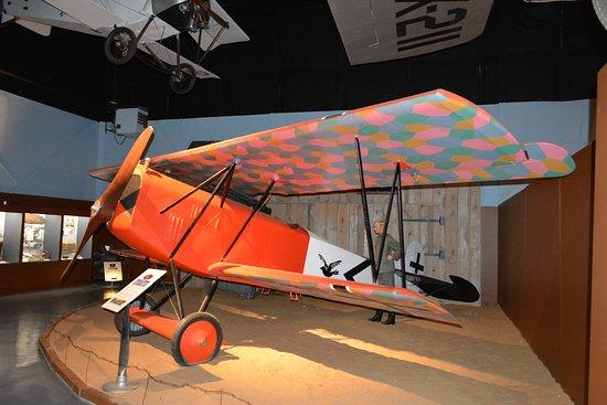 Southern Museum of Flight: Fokker D.VII