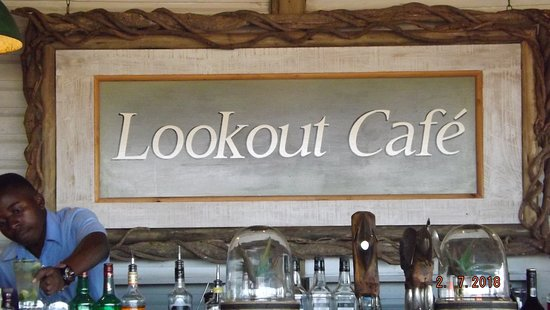 Wild Horizons Lookout Cafe: Name says it all