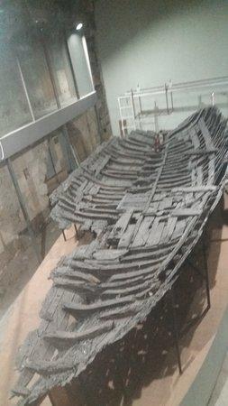 Ancient Shipwreck Museum: Πλοίο Κερύνειας