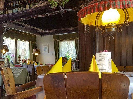 Meinerzhagen, Германия: Gastraum
