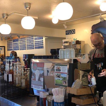 Blue Horse Cafe: photo0.jpg