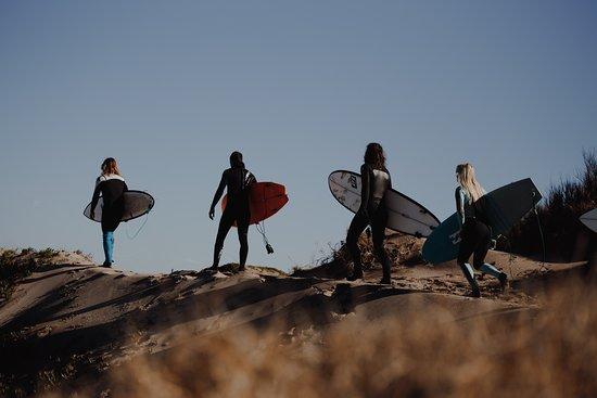 Colonia Chapadmalal, Αργεντινή: Surf