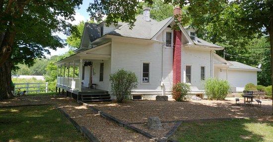 Steelville, MO: Hiller house