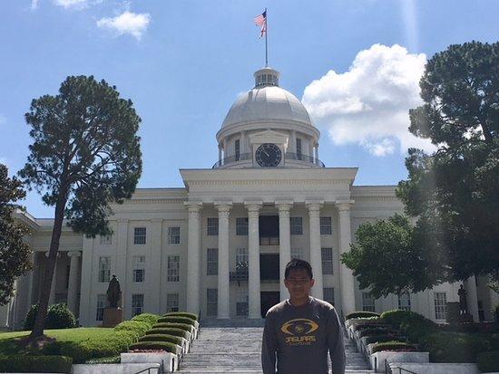 Alabama State Capitol: A Beautiful state Capitol