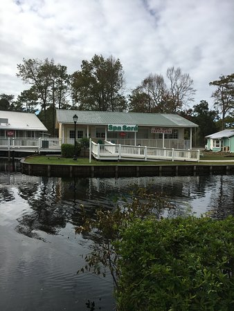 Pawleys Island, Caroline du Sud : located in the island shops