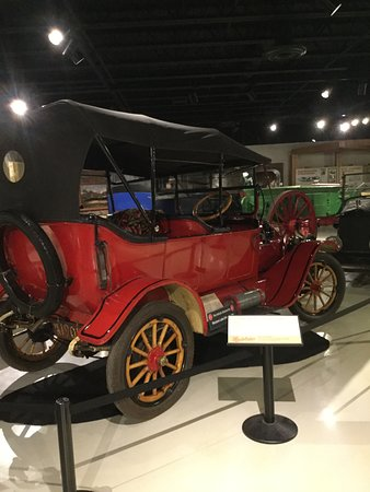 What a car - Picture of Studebaker National Museum, South