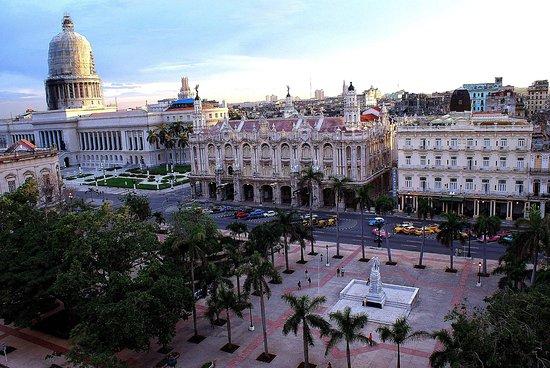 Gran Teatro de La Habana: Tréatre et Central park