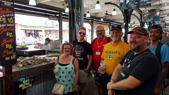 New Orleans Urban Adventures: Havin' a Great Time in the Market!