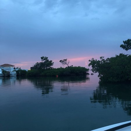 Conch Key, FL: Bayview is a perfect getaway spot! It's the best for a nice weekend or week stay. The owner and