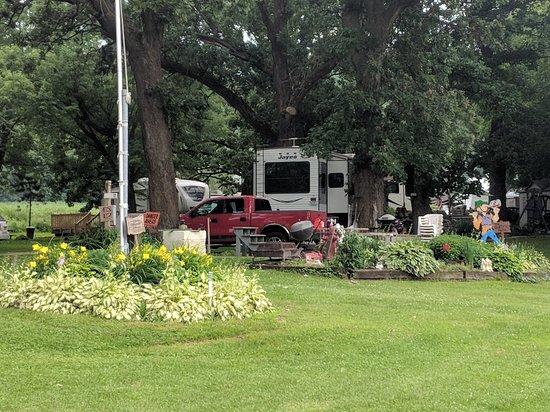 Foto de Hay Creek Campground and Restaurant