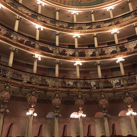 Teatro Amazonas Museum Foto