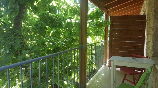 Shulamit Yard: Balcony