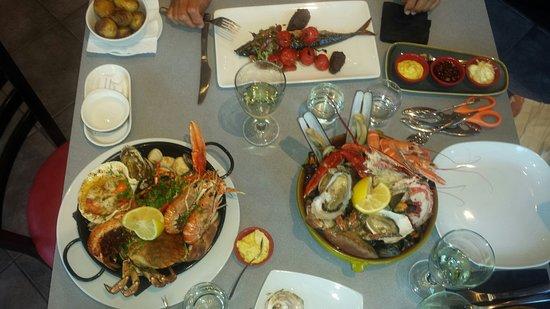 Lochleven Seafood Cafe: 20180628_192254_large.jpg