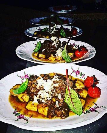Konoba Lukin -meal