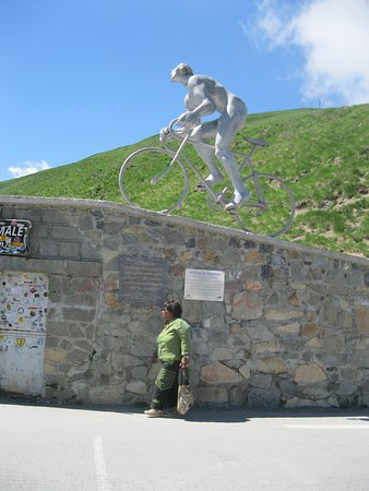 la sculpture du tour de France