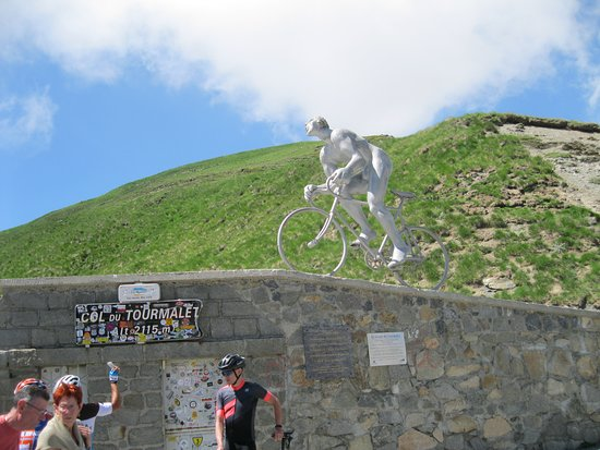 Col de Tourmalet照片