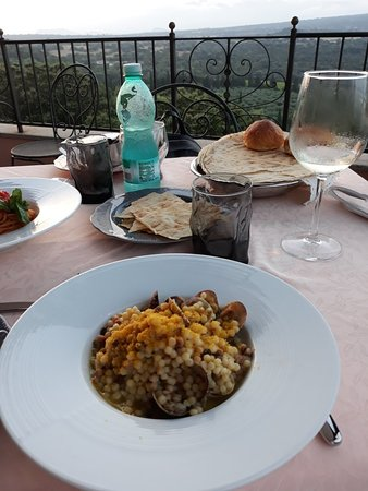 Restaurant de l'Hotel Ispinigoli照片