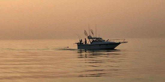 Second Nature Sport Fishing : 30' twin inboard Penn Yan