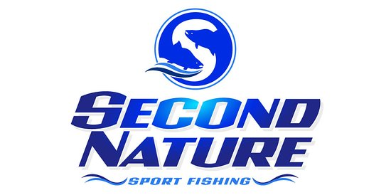 Second Nature Sport Fishing Logo