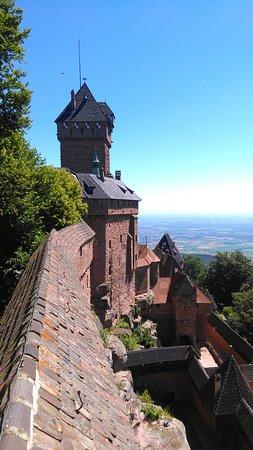 Chateau du Haut Koenigsbourg照片