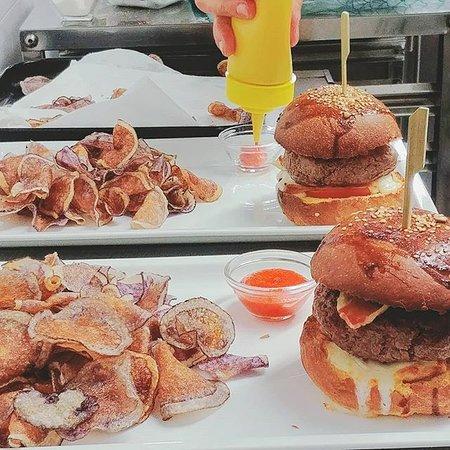 Sirloin Hamburger - Hamburger di Controfiletto