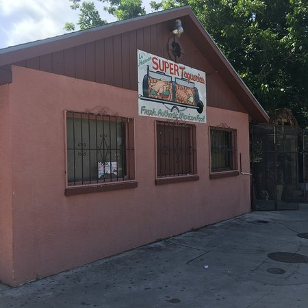 Very good taco and Mexican food