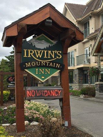 Irwin's Mountain Inn Bild