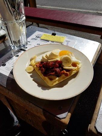 Airtime: Breakfast waffle