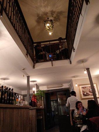 La Canonica Ristorante: Inside restaurant
