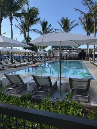 The Perry Hotel Key West: Gated Pool Area