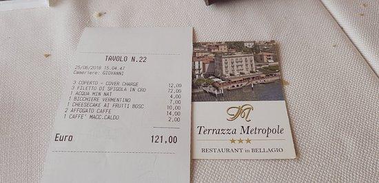Hotel Metropole Bellagio: 20180625_150302_large.jpg