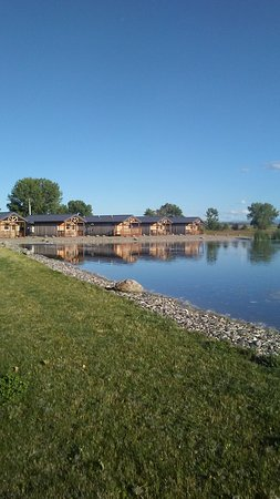 Fort Smith, MT: Cabins for rent