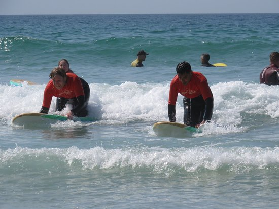 Mount Hawke Surf Academy: Action shot 1