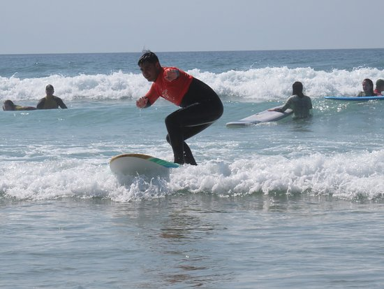 Mount Hawke Surf Academy: Action shot 4
