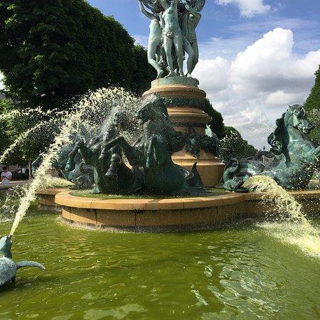 卢森堡公园照片