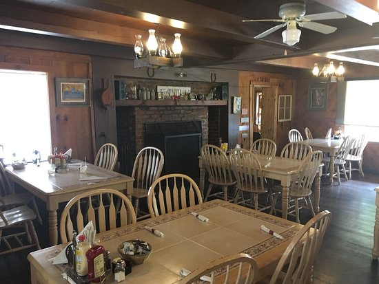 Dining Area Picture Of Riverstone Family Restaurant