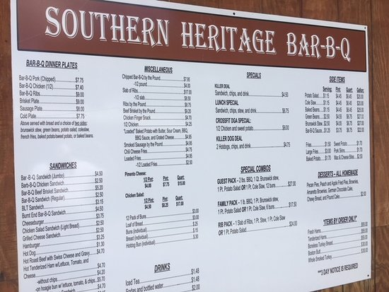 Dublin, GA: Great Food at Fair Prices