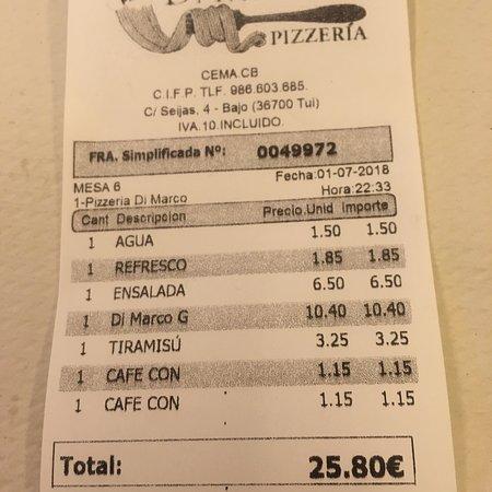 Pizzeria di Marco Photo