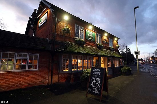 Yateley, UK: Best sports pub with Great entertainment and food to match