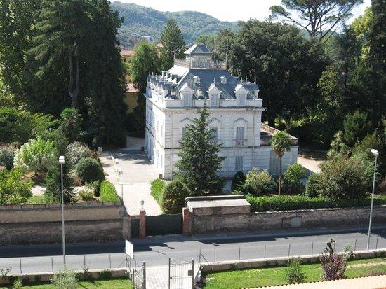 Isola del Liri, Italia: Vista dall'alto