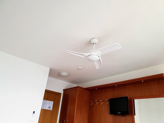 Hotel Regina: Die Klimaanlage!