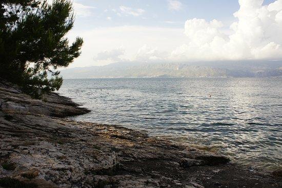 Postira, Croacia: Mala Lozna