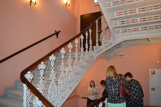Усадьба Рукавишниковых: Лестница для прислуги